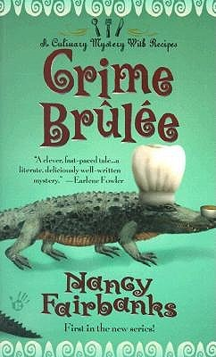 Crime Brûlée (A Carolyn Blue Culinary Mystery, #1)
