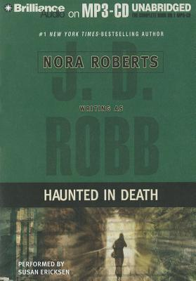 Haunted in Death (In Death, #22.5)