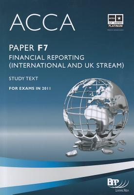 Acca: Paper F7: Financial Reporting (International and UK Stream)