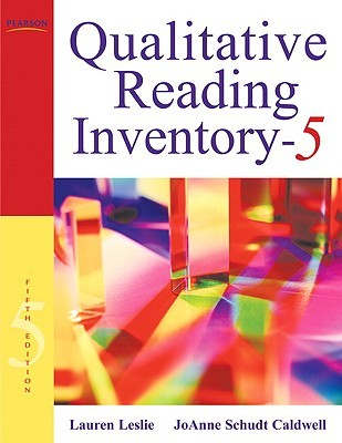 Qualitative Reading Inventory by Lauren Leslie
