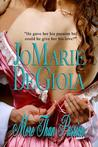 More Than Passion (Dashing Nobles, #1)