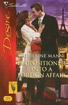 Propositioned into a Foreign Affair (The Hudsons of Beverly Hills, #5)