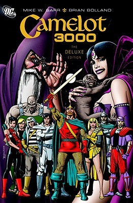 Camelot 3000 by Mike W. Barr