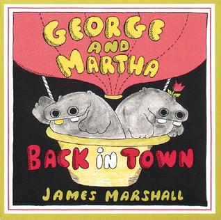 George and Martha Back in Town