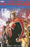 Captain Britain And MI13,  Vol. 3: Vampire State