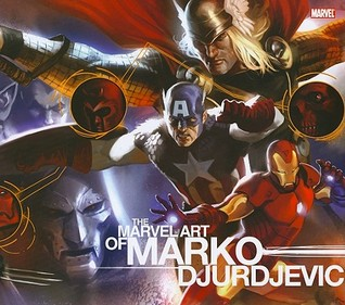 The Marvel Art of Marko Djurdjevic