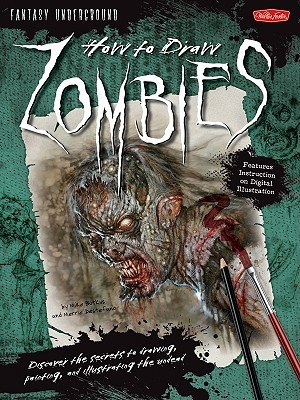 How to Draw Zombies by Merrie Destefano