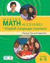 Making Math Accessible To English Language Learners: Practical Tips And Suggestions Grades 6 8