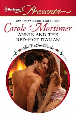 Annie and the Red-Hot Italian by Carole Mortimer