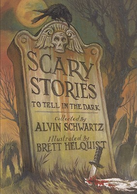 Read scary stories to tell in the dark book