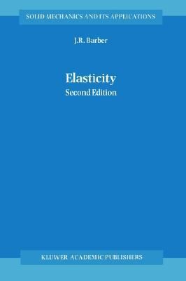 Elasticity by James R. Barber