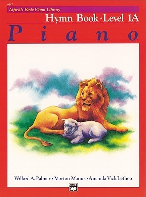 Alfred's Basic Piano Library Hymn Book, Bk 1a