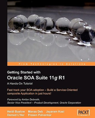 Getting Started with Oracle Soa Suite 11g R1 - A Hands-On Tutorial