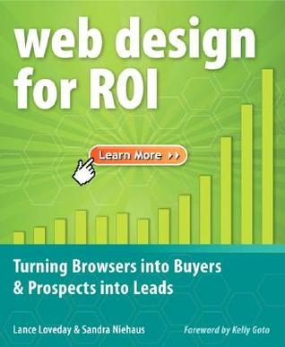 Web Design for ROI by Lance Loveday