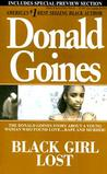 Black Girl Lost by Donald Goines