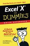 Excel 2003 for Dummies Quick Reference