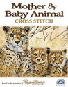Mother & Baby Animal, Cross Stitch by Pollyanna Pickering