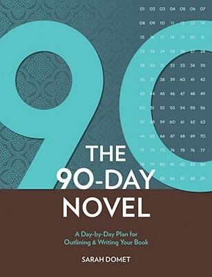 90 Days to Your Novel by Sarah Domet