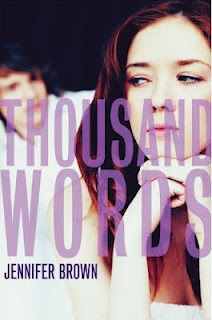 Thousand Words by Jennifer Brown