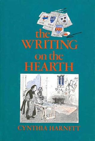 The Writing on the Hearth by Cynthia Harnett