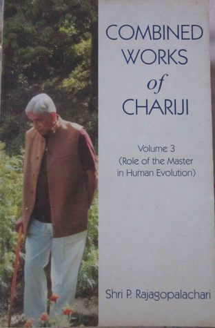 Role of the Master in Human evolution ( Combined works of Chariji volume 3)