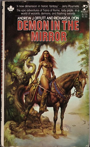 Demon in the Mirror (War Of The Wizards Trilogy, Book 1)