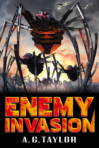 Enemy Invasion (Superhumans #3)