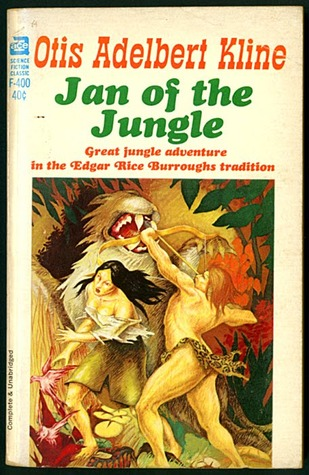 Jan of the Jungle (Jan of the Jungle #1)