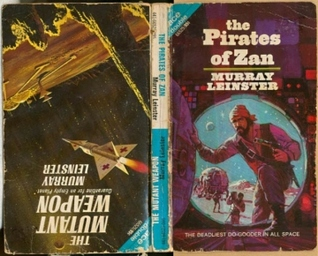 The Pirates Of Zan / The Mutant Weapon (Ace Reprint Double 66525)