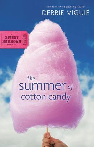 The Summer of Cotton Candy by Debbie Viguié