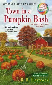 Town in a Pumpkin Bash (A Candy Holliday Mystery #4)
