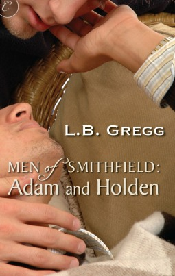 Adam and Holden by L.B. Gregg