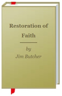 Restoration of Faith (The Dresden Files, #0.2)