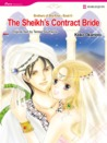The Sheikh's Contract Bride (Harlequin Romance Manga)