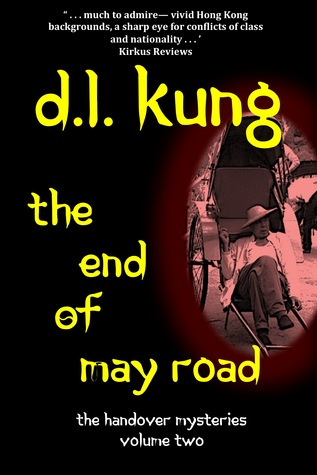 The End of May Road (Handover Mysteries, #2)