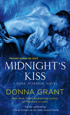 Midnight's Kiss by Donna Grant