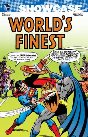 Showcase Presents: World's Finest, Vol. 4 (Showcase Presents)