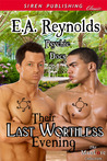 Their Last Worthless Evening (Psychic Docs, #1)