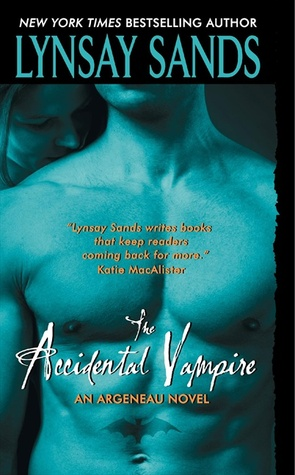 The Accidental Vampire (Argeneau #7)