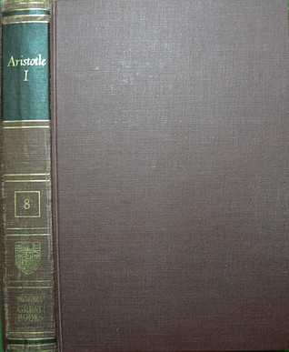 Aristotle I (Great Books of the Western World, #8)