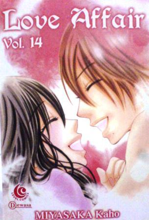 Love Affair Vol. 14 (Bokutachi wa Shitte Shimatta #14)