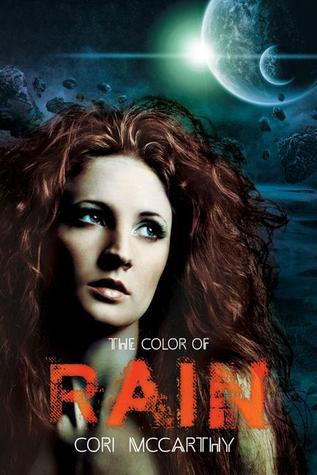 The Color of Rain by Cori McCarthy