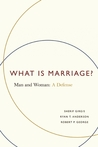 What Is Marriage?...