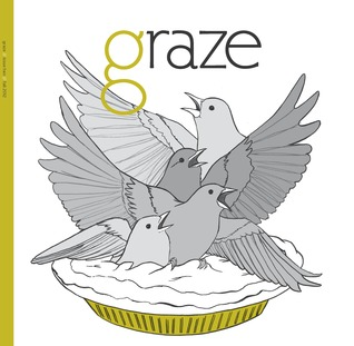 Graze (issue two)
