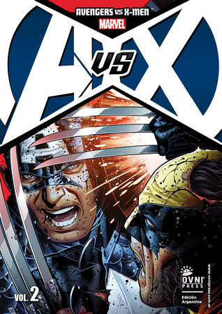 Avengers vs. X-Men Tomo 2 (A vs X, #2)