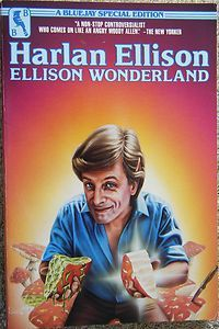 Don t Let Harlan Ellison Hear This   The Smart Set From a Sci Fi Standpoint   WordPress com Sleepless Nights in the Procrustean Bed         An enticing and  wide ranging book of essays  gifted to me by good friend Bram Eisenthal  on  the occasion of
