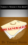 Taboo 1: Where's the Beef? (The Generalist #2)