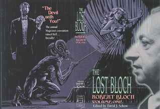 The Lost Bloch: The Devil with You (The Lost Bloch #1)