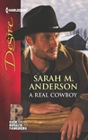 A Real Cowboy (Rich Rugged Ranchers #2)