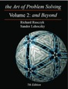 The Art of Problem Solving Vol. 2: And Beyond